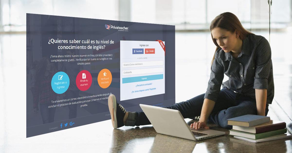 examen de clasificación gratis en línea - privateacher
